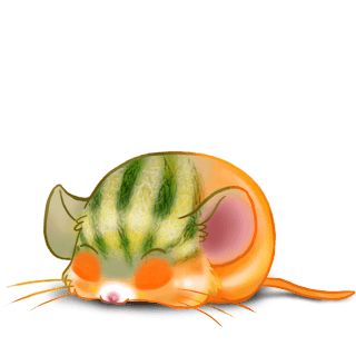 Adoptuj Mysz Melon