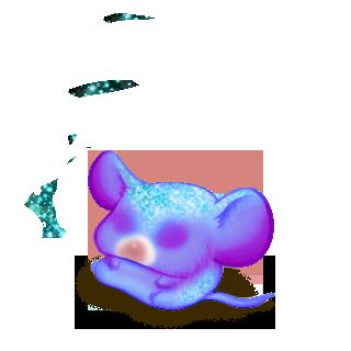 Adoptuj Mysz Neon