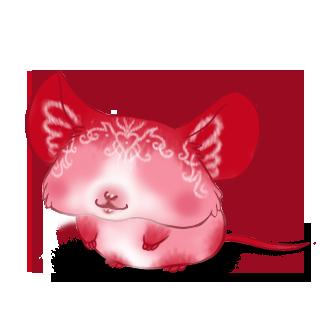 Adoptuj Mysz Valentine