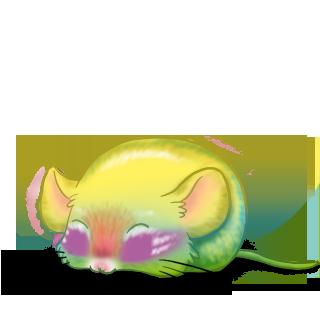 Adoptuj Mysz światło słoneczne