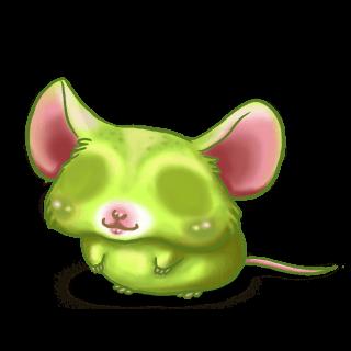 Adoptuj Mysz Wilkołak