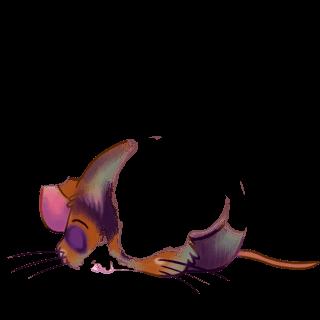 Adoptuj Mysz Przerażenie