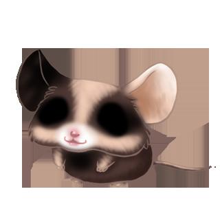 Adoptuj Mysz Jabłko