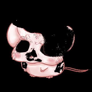 Adoptuj Mysz Cekiny